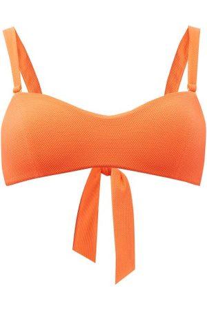 Cossie + Co The Isla Detachable-strap Bikini Top - Womens