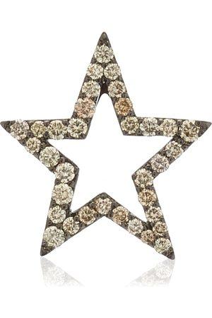 ROSA DE LA CRUZ Women's Star 18k Gold Diamond Pendant - - Moda Operandi