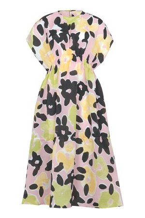 STINE GOYA Women Printed Dresses - Jordan dress