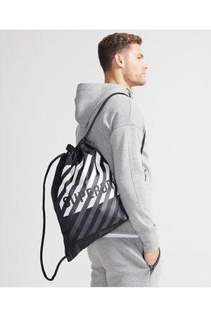 Superdry Sport Reflective Drawstring Bag