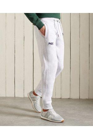 Superdry Men Sports Pants - Orange Label Classic Sweatpants