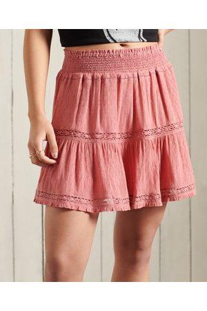 Superdry Women Mini Skirts - Alana Mini Skirt