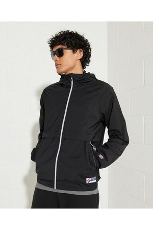 Superdry Men Rainwear - Sportstyle Cagoule Jacket