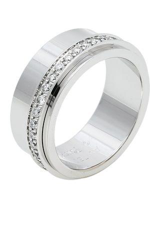 PIAGET Possession Diamond 18K Gold Ring Size 54
