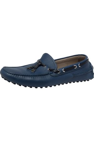 Dior Leather Loafers Size 41