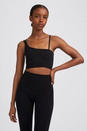 Filippa K Women Crop Tops - Asymmetric Crop Top