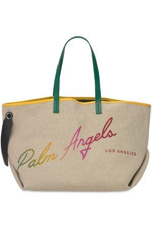 Palm Angels Rainbow La Cabas Tote Bag
