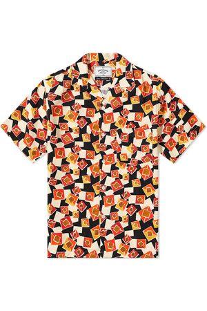 Portuguese Flannel Men Shirts - Cubismo Vacation Shirt