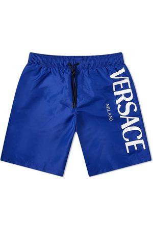 VERSACE Men Swim Shorts - Side Logo Swimshort