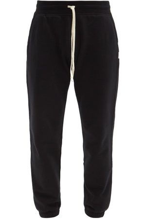 Reigning Champ Drawstring-waist Cotton-jersey Track Pants - Mens