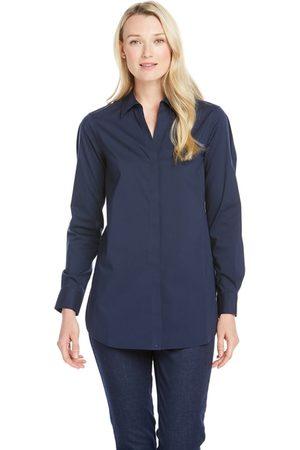 Foxcroft Women Tunics - Vera Essential Stretch Non-Iron Tunic