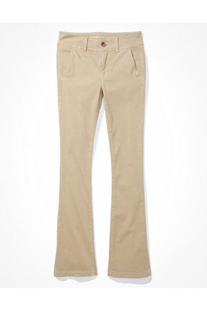 American Eagle Outfitters Women Stretch Pants - Stretch Kick Bootcut Pant Women's 2 Long