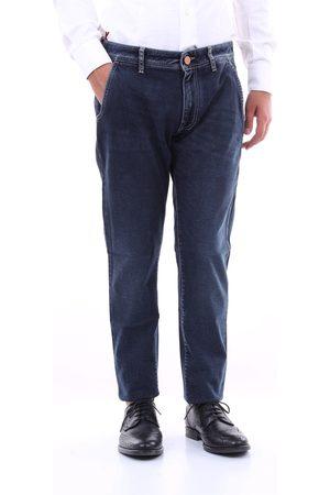 BARBA Bootcut Men jeans Cotton - elastane