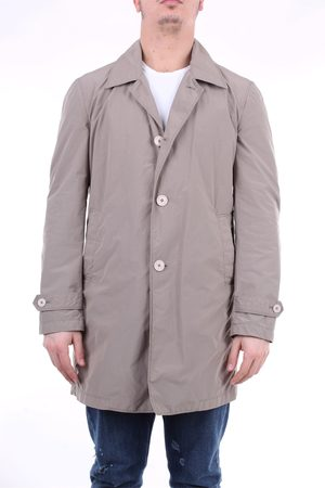 L.B.M Trench Men polyester and nylon
