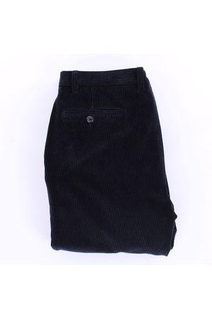 BARBA Chino Men Dark cotton - polyamide and elastane