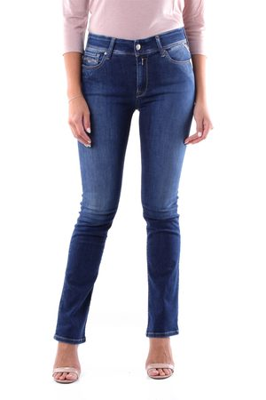 Replay Women Skinny - Skinny Women Dark jeans cotton and elastane