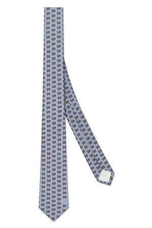 Fendi Men Neckties - Light Silk Tie