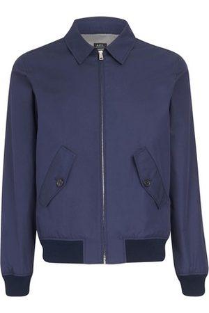A.P.C. Men Bomber Jackets - Gaspart jacket
