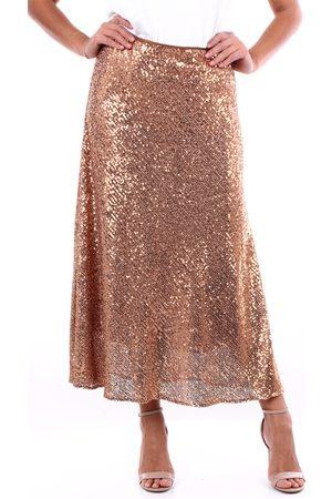 MAESTA Women Long Women Bronze polyester
