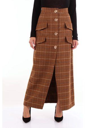 WEILI ZHENG Long Women polyester and wool