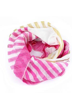 BARBA Women Scarves - Scarves Women Fuchsia and