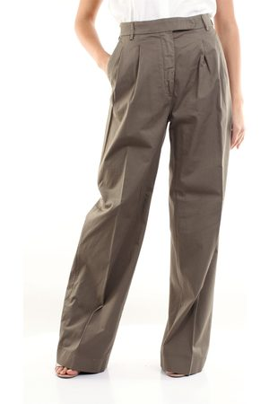 BARBA Women Pants - Palazzo pants Women Military