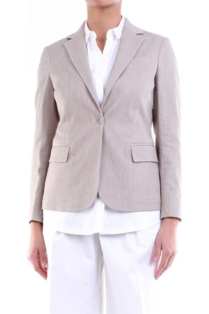 BARBA Blazer Women Sand