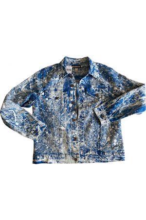 MONITALY \N Denim - Jeans Jacket for Men