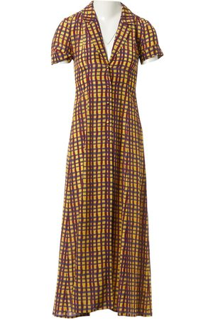 LHD Silk Dresses