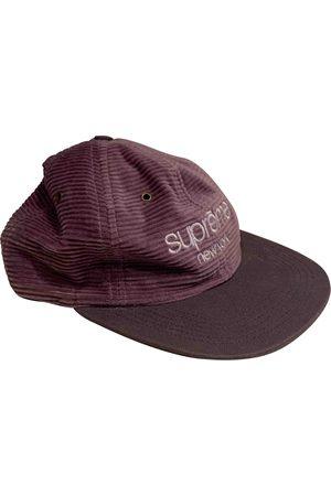 Supreme \N Cotton Hat & pull on Hat for Men