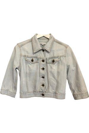 Sandro Women Denim Jackets - \N Denim - Jeans Jacket for Women