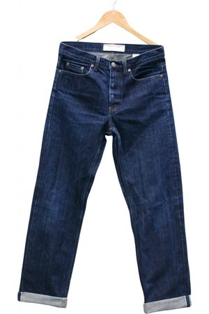 Marc Jacobs \N Cotton Jeans for Men