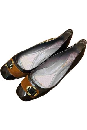 Anya Hindmarch \N Leather Ballet flats for Women
