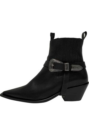 ANINE BING \N Leather Ankle boots for Women
