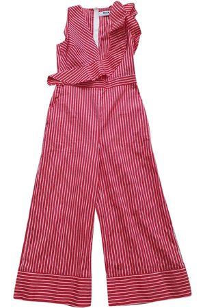 Msgm Women Jumpsuits - \N Cotton Jumpsuit for Women