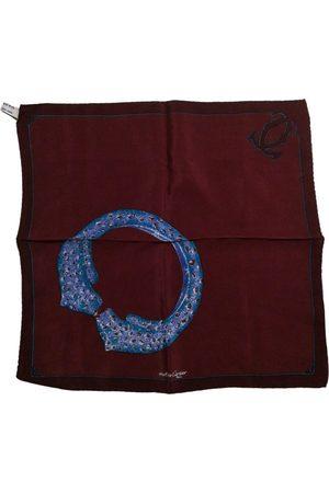 Cartier Silk scarf & pocket square