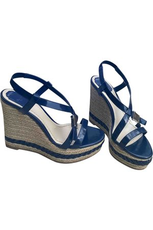 Dior \N Patent leather Espadrilles for Women
