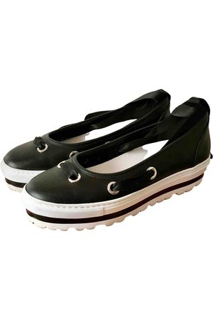 Msgm \N Leather Ballet flats for Women