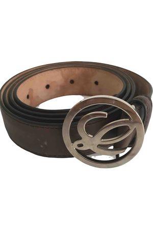 Loewe \N Leather Belt for Men