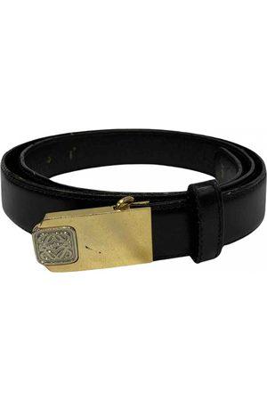 Loewe VINTAGE \N Leather Belt for Women