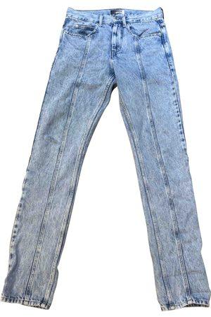 Isabel Marant \N Cotton - elasthane Jeans for Men