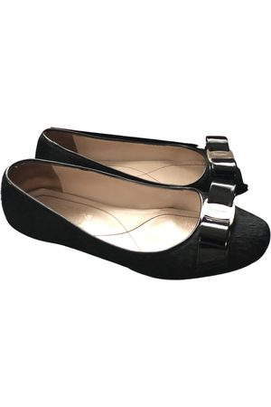 Salvatore Ferragamo Vara Leather Ballet flats for Women