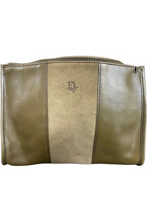 Dior VINTAGE \N Leather Clutch Bag for Women