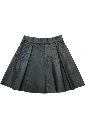 Reformation \N Leather Skirt for Women