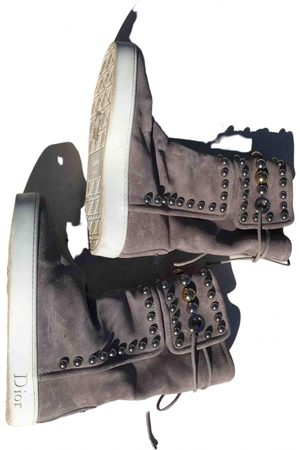 Dior VINTAGE \N Suede Boots for Women