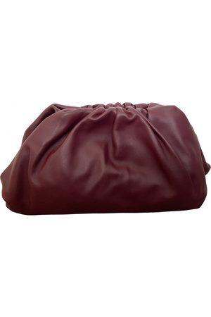 Bottega Veneta Pouch Leather Clutch Bag for Women