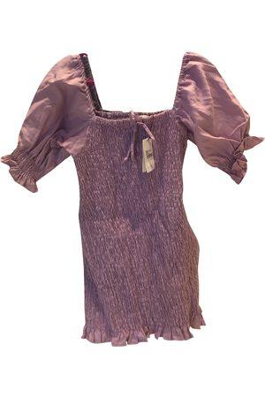 FAITHFULL THE BRAND \N Linen Dress for Women