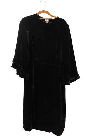 Noir By Kei Ninomoya \N Velvet Dress for Women