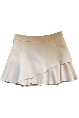 Victoria Beckham Wool mini skirt