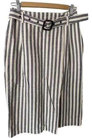 Anthropologie \N Cotton Skirt for Women